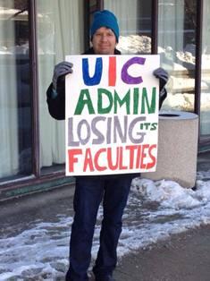 Striker at UIC